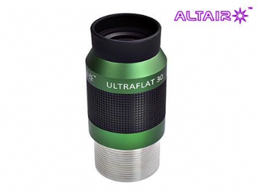 Altair 30mm ULTRAFLAT Eyepiece - parallel barrel stainless steel